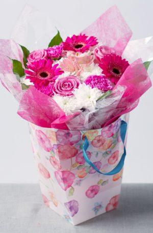 Simply Pink Gift Bag