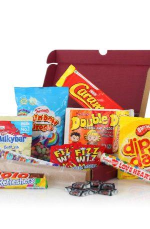 Sweet Nostalgia Letterbox Hamper