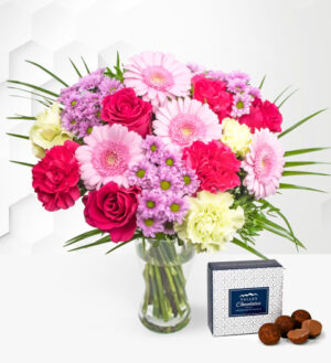 Glorious - Free Chocs - Flower Delivery - Birthday Flowers - Next Day Flower Delivery - Flowers By Post